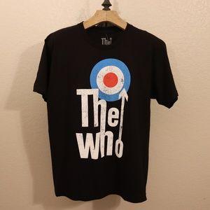 The Who Band Tshirt